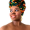 """Thumbnail: """"Traditional"""" African Print Head Wrap"""