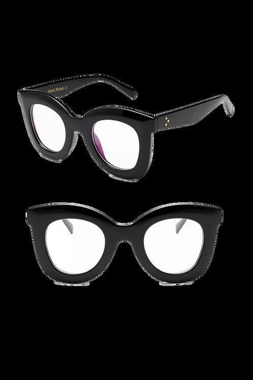 """""""Iris"""" Clear Frames"""