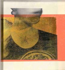 Material Girl, Inkjet print on joss paper.