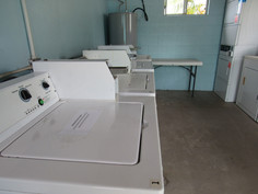 Washers in Laundry Facility