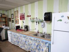 Rec Room Kitchen Area