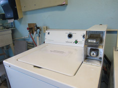 Washer Showing Price