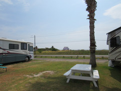 RV Campsite with Water Views