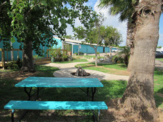 Picnic Area and View of Rec Room