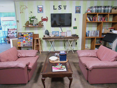 Rec Room TV, Lounge and Game Area
