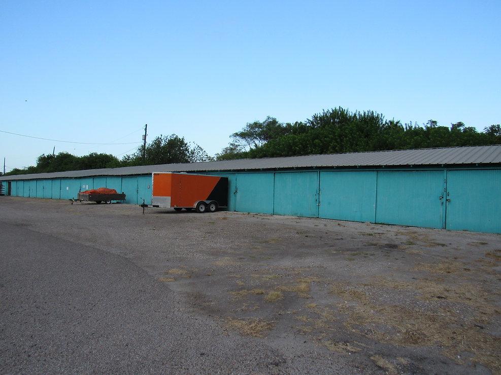 Laguna Shore Village RV Storage Units great for boat storage