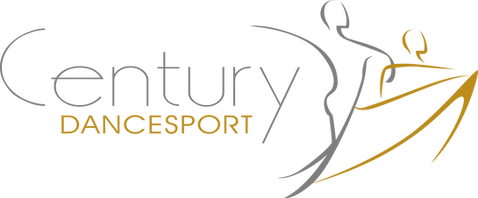 Century Dancesport Logo Dance Studio School in Orange County, CA, Tustin, Ballroom Latin Smooth and Rhythm Dance Classes and social dancing lessons