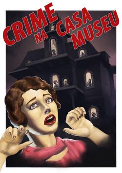 CRIME NA CASA MUSEU