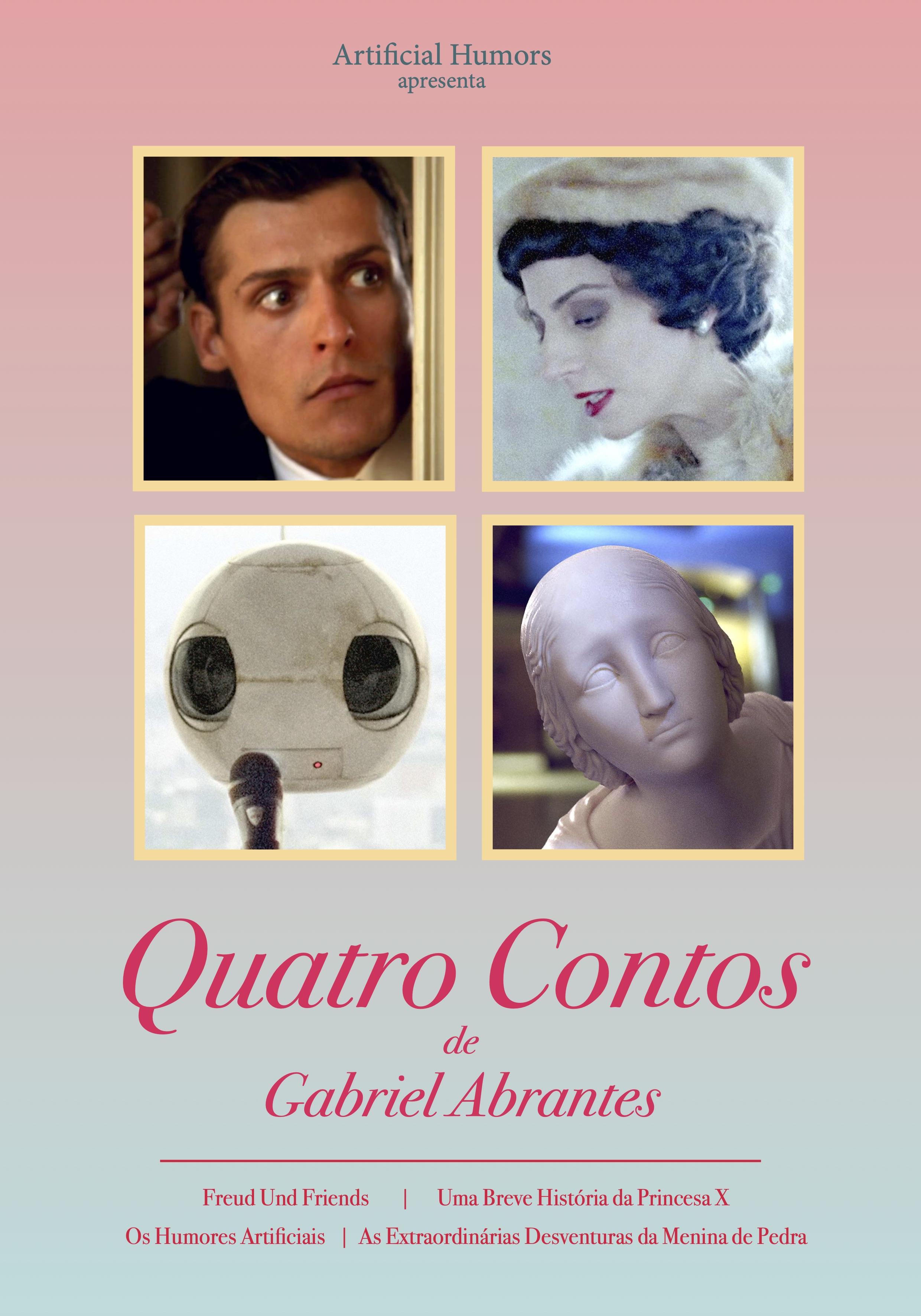 Quatro Contos de Gabriel Abrantes_Poster