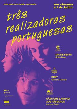 3 REALIZADORAS PORTUGUESAS