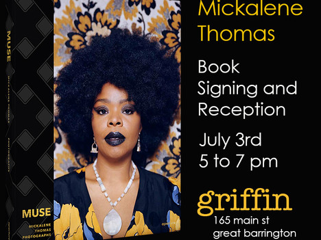 July 3rd Book Signing and Reception