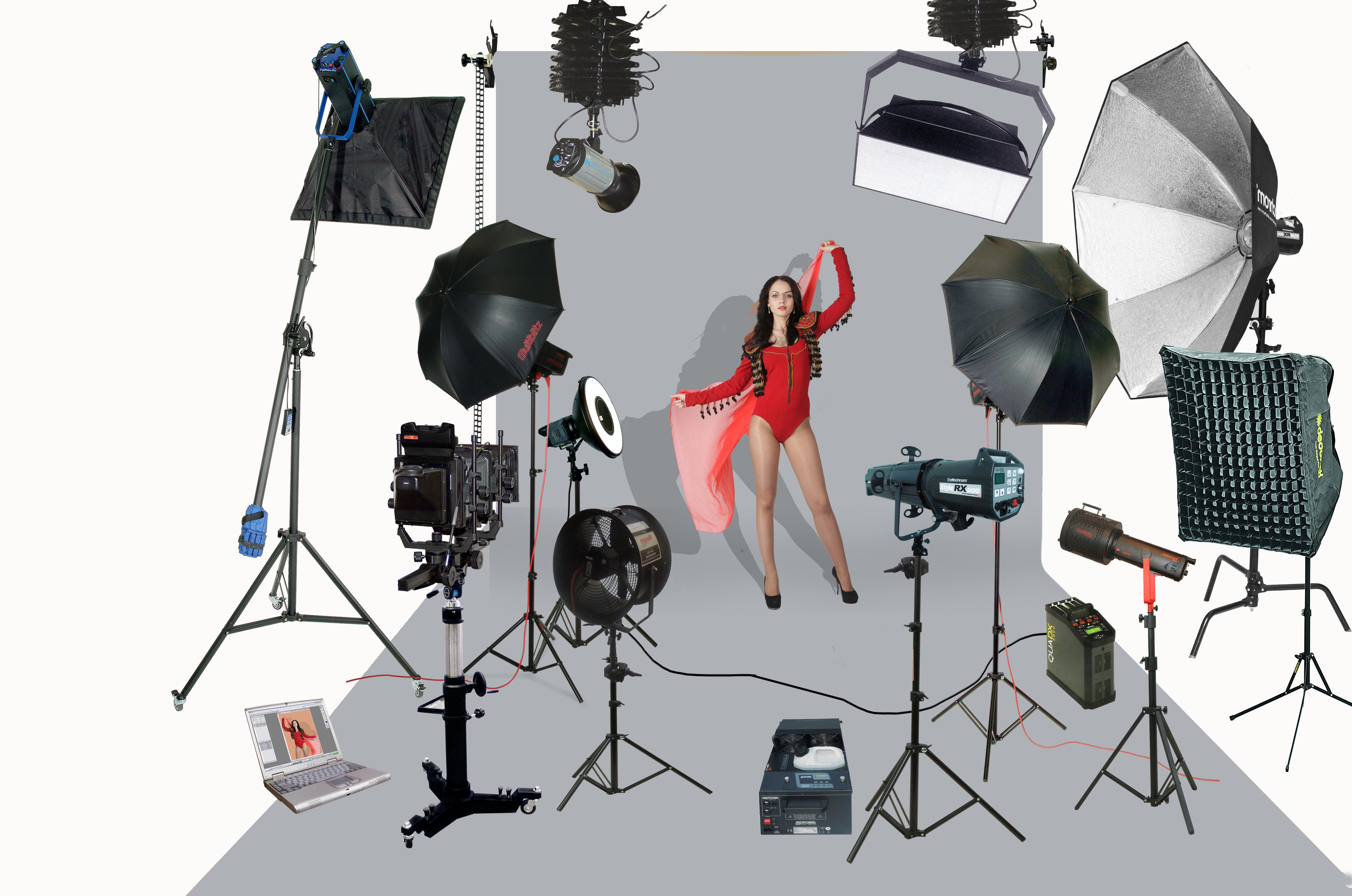 Стандартный набор оборудования
