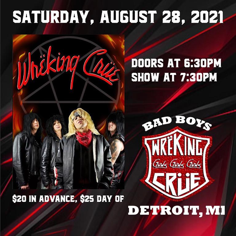 Wrëking Crüe- The Mötley Crüe Experience