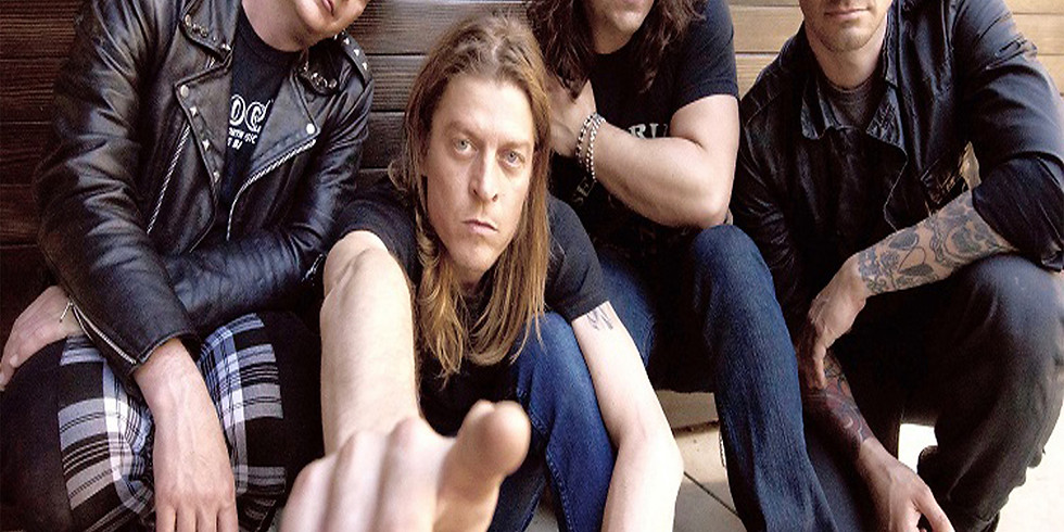 Puddle of Mudd WSG: Mick Blankenship