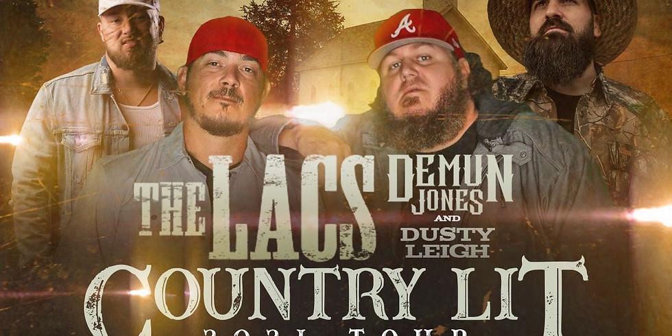 "The Lacs ""Country Lit 2021 Tour"""