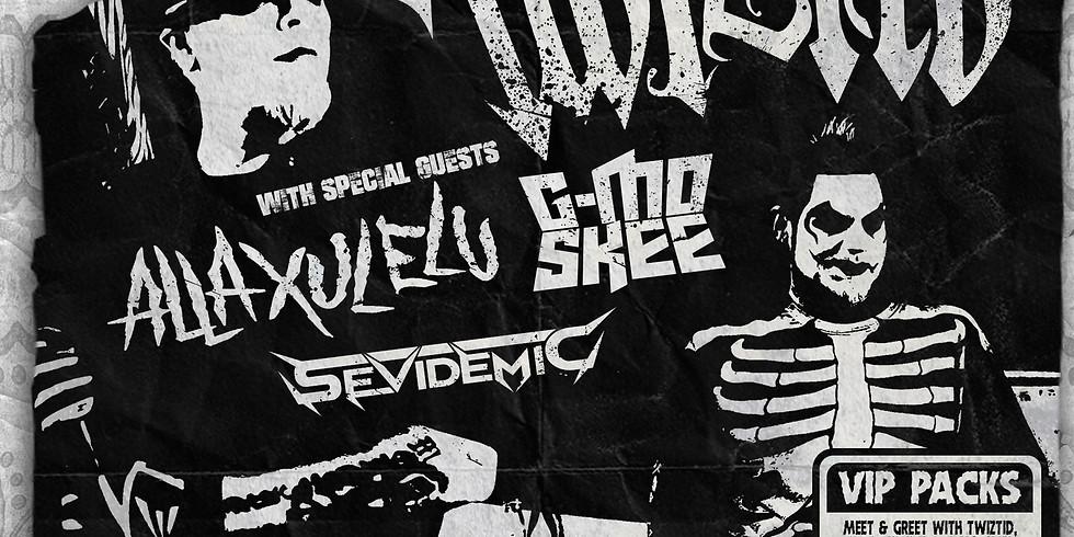 Twistid Generation Nightmare Tour