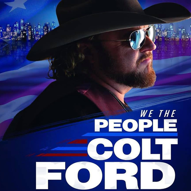Colt Ford- We the People
