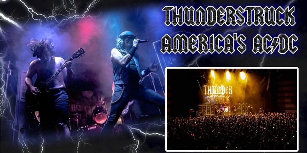 Thunderstruck America's AC/DC Ultimate Tribute