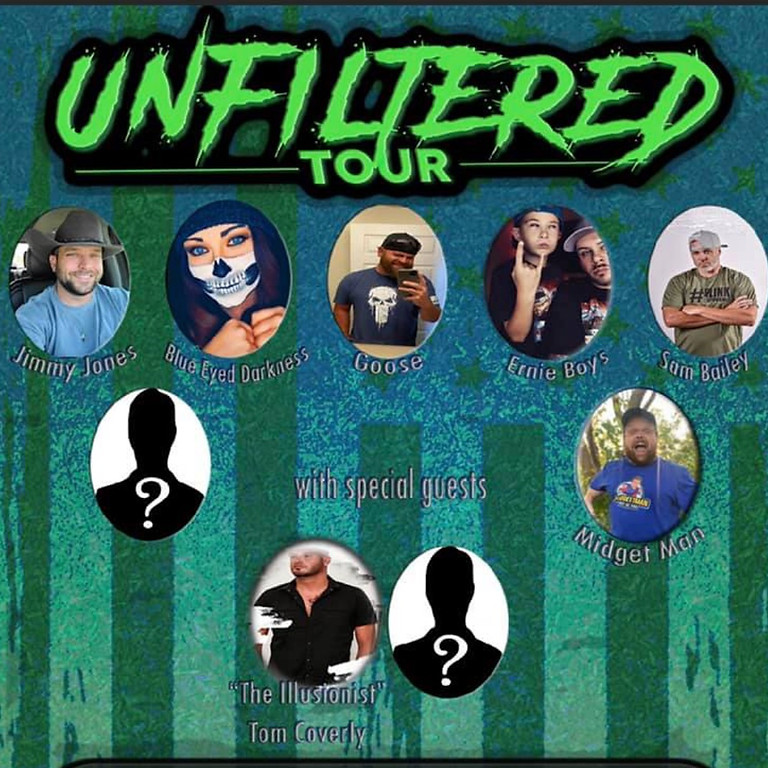 The Unfiltered Tour 2021