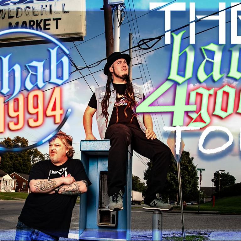 Rehab The Back 4 Good Tour
