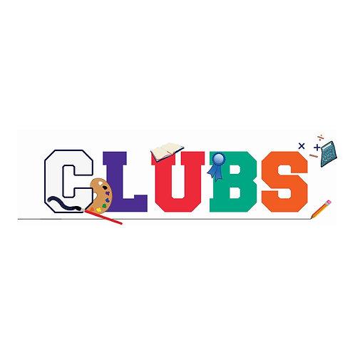 School Club Membership Fees