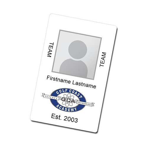 Replacement Student ID Badge