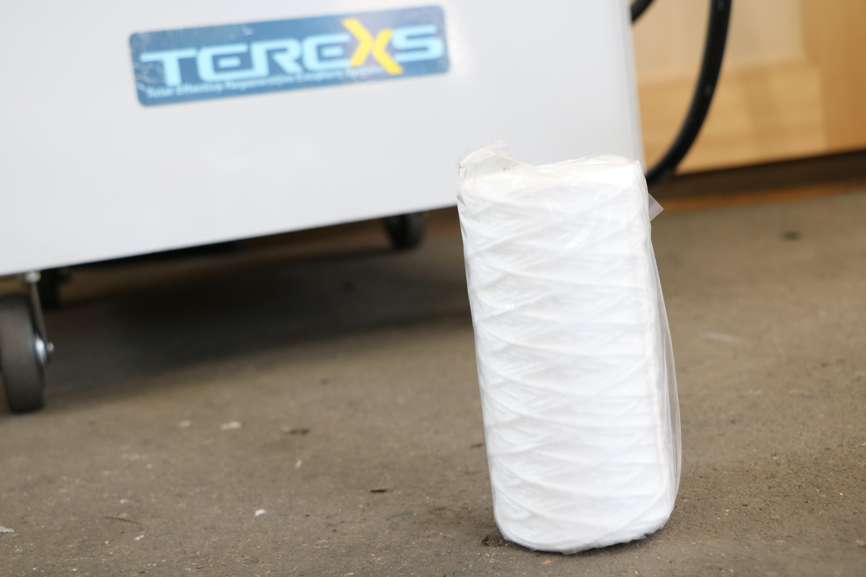 TEREXS エンジン内部洗浄