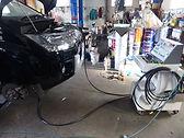 TEREXS エンジン洗浄 オーバーホール フラッシング 新潟 エンジンオイル