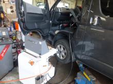 ハイエースバンにTEREXS(ティレックス)エンジン内部洗浄 新潟市 中古車販売店 パレスオートのTEREXSブログ