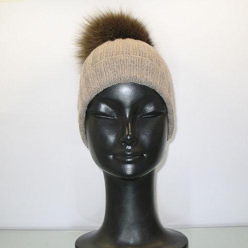 Cappello misto cashmere