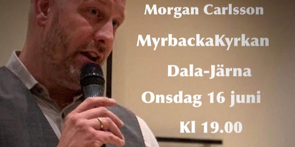 Onsdagsbibelskola med Morgan Carlsson