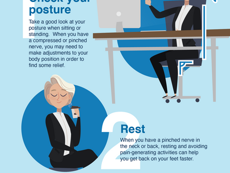 5 Ways to Treat Pinched Nerves