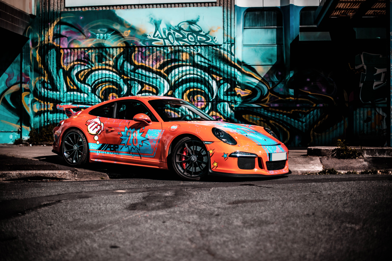 PorscheGT3