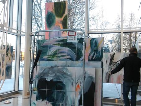 Tulevat näyttelyt / Coming exhibitions