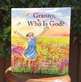 Granny, Who is God? Book