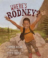 Where's Rodney? Book