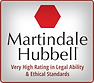 Jezari Law - Martindale Hubbell Peer Reviewed