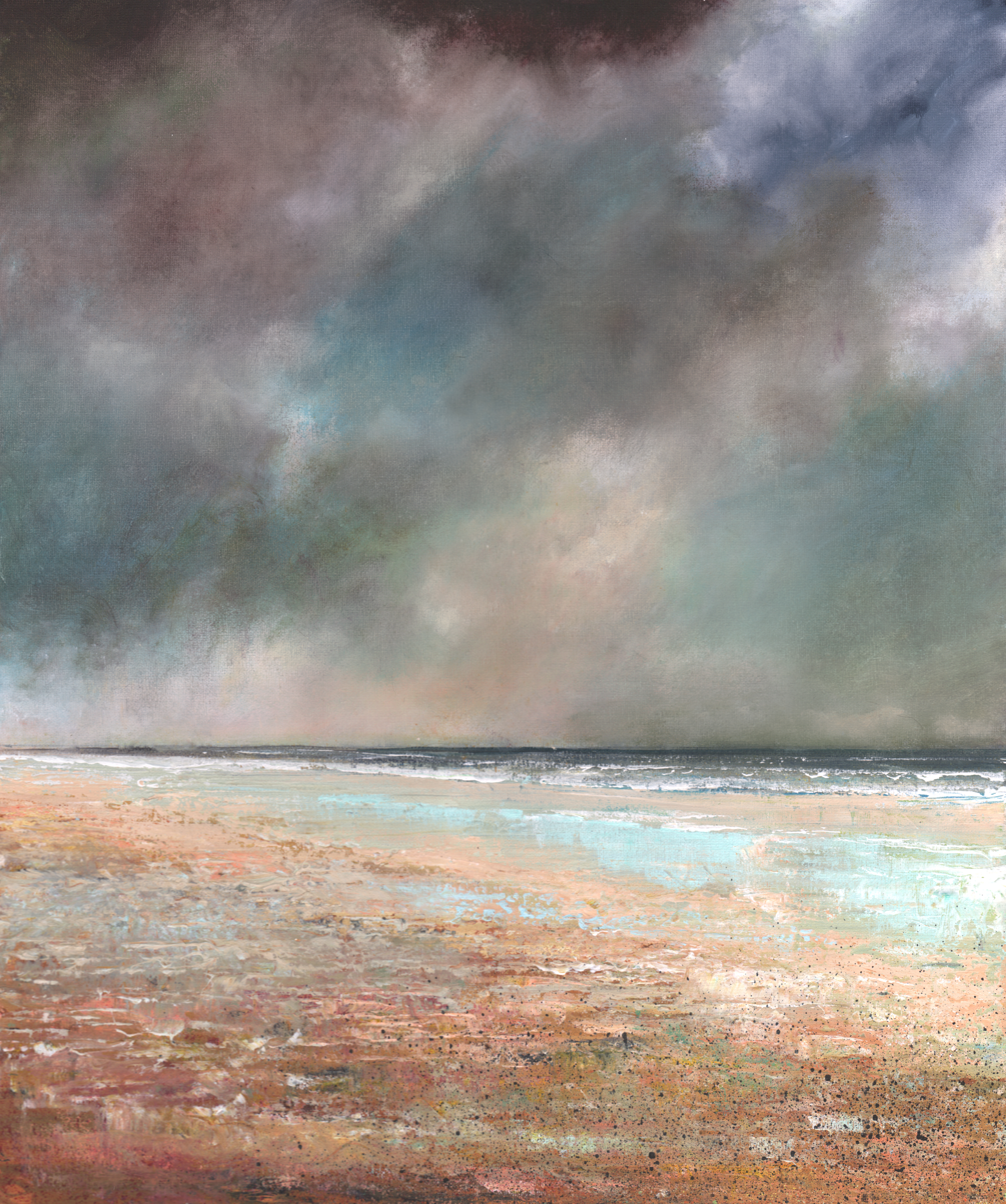 Cold Sea (SOLD)