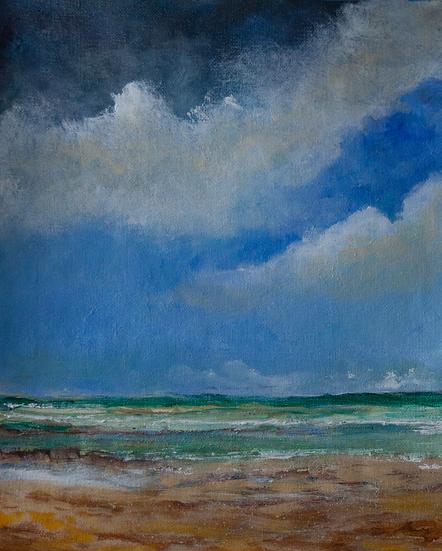 August Sea
