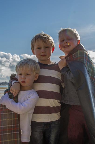 Family Portraits - Photos by Caro