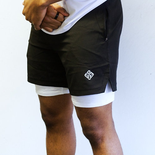 Fearless Dual Training Shorts