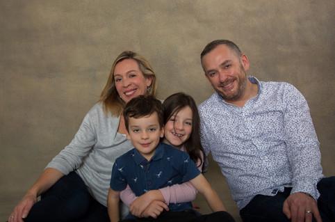 Dimes Family Portrait
