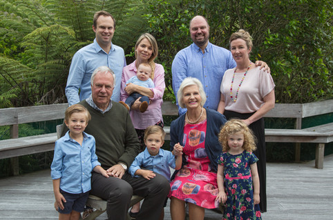 Mountfort Family Portrais