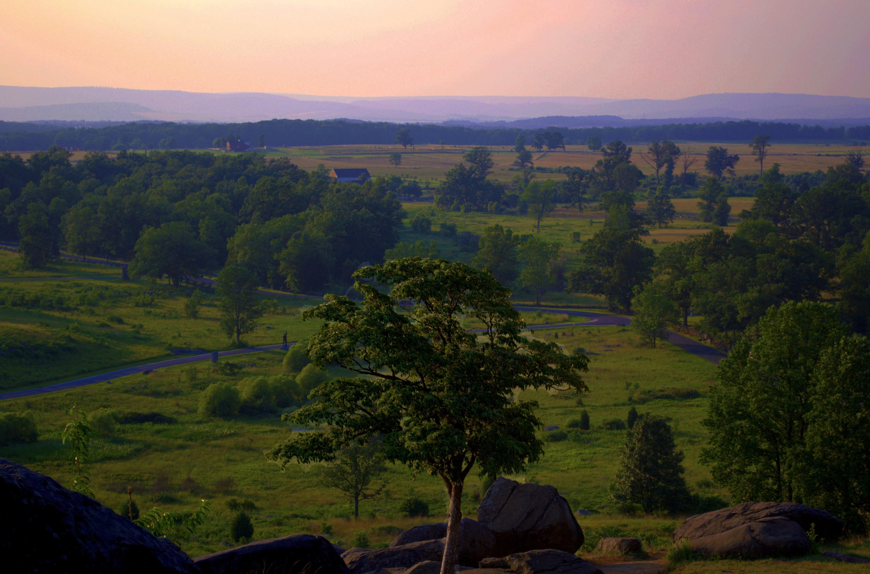 MAR 2021: Gettysburg Leadership Retreat