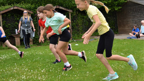 Year 3 Sports day Photos