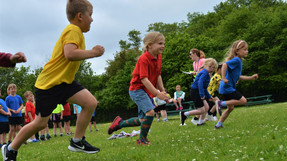 Year 1 Sports Day photos