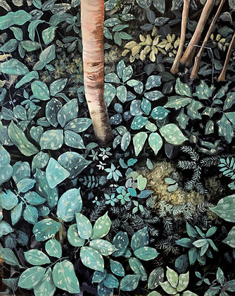 Undergrowth - (24x30)