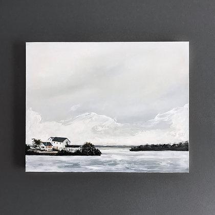 """Montauk Wind (16""""x 20"""")"""