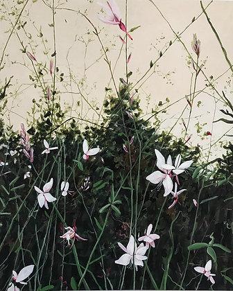 """Swirling Meadow (24""""x 30"""")"""
