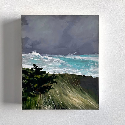 Easterly Wind (8 x 10)